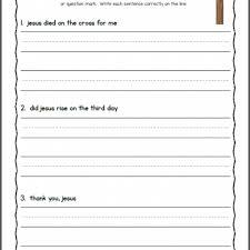 christian easter worksheets for kindergarten and first grade