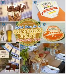 Oktoberfest Decorations Oktoberfest Beer Tasting Party Hip Party Decor And Favors