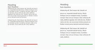 spacing for cover letter the power of whitespace u2013 ux planet