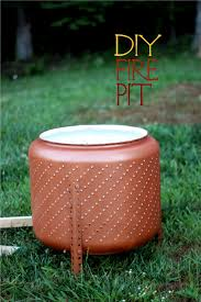 Washing Machine Firepit Diy Pit Tutorial Upcycled From A Washing Machine Basin