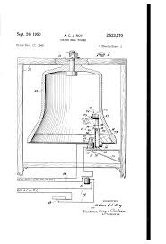 patent us2523970 church bell toller google patents