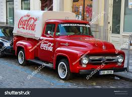Ford Old Pickup Truck - prague czech republic oct 23 2015 stock photo 354131627 shutterstock