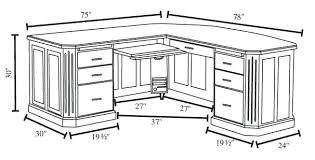 Desk Drawer Dimensions Desk Desk Sizes Economy 3 Drawer Laptop Computer Desk Ohio