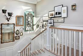 Staircase Wall Decorating Ideas Stairway Walls Decorating Ideas