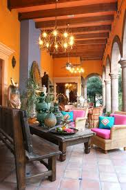 mexican themed home decor 85 best hacienda homes images on pinterest haciendas mexican