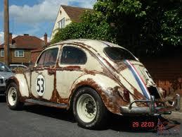 volkswagen beetle herbie 1959 vw beetle