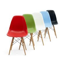 Funky Dining Chairs Une Fille Eames Dsw Chairs