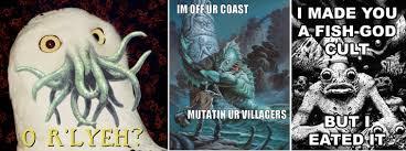 Cthulhu Meme - cthulhu cthursday lolcthulhus wired