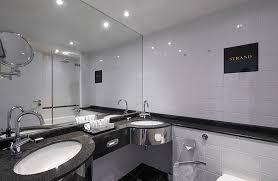 Bathroom In Black Executive