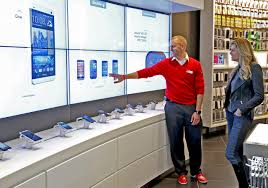 verizon u0027s new destination store at the mall of america offers