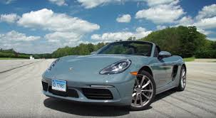 Porsche Boxster Old - porsche 718 boxster review by consumer reports ends with