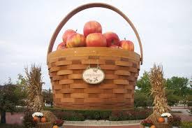 longaberger homestead apple basket in ohio buckeye love