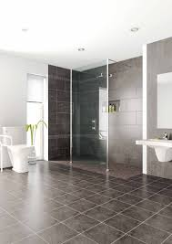 bathroom with walk in shower designs cool shower base ideas for a