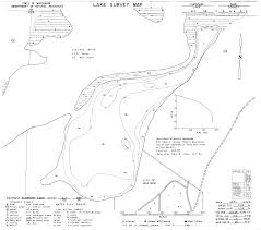 Wisconsin Lake Maps by Dnr Lake Maps