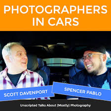photographers in photographers in cars