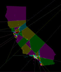 Colorado House District Map by Rangevoting Org Splitline Districtings Of All 50 States Dc Pr