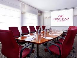 am agement bureaux open space 4 business hotel crowne plaza rome st s