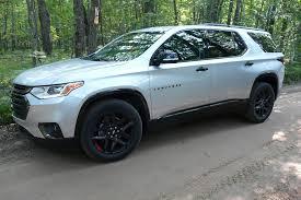 2017 chevrolet traverse 1lt 2018 chevrolet traverse premier first drive review automobile