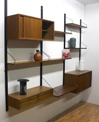 Modular Wall Units Sold 1960s Mid Century Royal Modular Wall System By Poul Cadovius