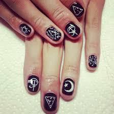 45 halloween nail art ideas that are so spooktacular