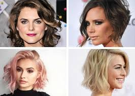 dry wave hairdo hairstyles for medium mid length hair then and now