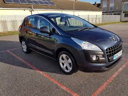 peugeot 20 used 2013 peugeot 3008 e hdi 1 owner 24000 history stop start 20