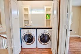 small laundry room makeover love melinda on remodelaholic6 closet