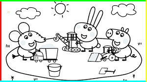 printable pig coloring pages peppa colouring sheets pdf pictures
