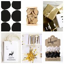 fabric paper glue a merry modern christmas gift wrap round up