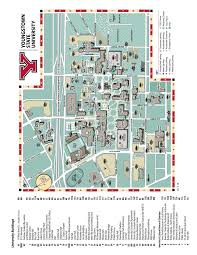 Arizona State University Campus Map by Women In Science Youngstown State University