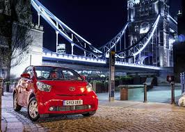 toyota iq review toyota