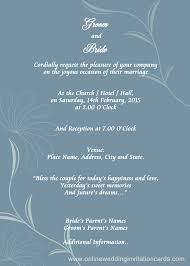 free electronic cards wedding card email invitation free email wedding invitation free