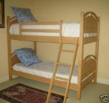 Bunk Beds Birmingham Cost To Ship Solid Maple Bunk Beds By Ethan Allen Or 2 Be