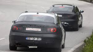 volkswagen coupe 2012 2012 volkswagen passat cc facelift spied motor1 com photos