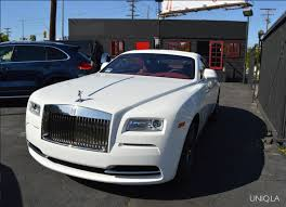 rolls royce wraith inside rolls royce wraith white u0026 red starlight top exotic cars
