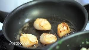 cuisiner les pleurotes la recette noix de jacques aux pleurotes