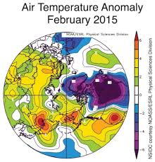 Ice Age Map North America by Arctic Sea Ice Dwindling Toward Record Winter Low Climate Central