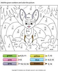 les 20 meilleures idées de la catégorie coloriage magique addition