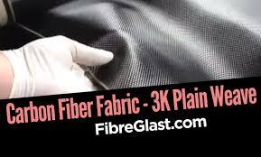 1k Carbon Fiber Cloth Carbon Fiber Fabric 3k Plain Weave Youtube