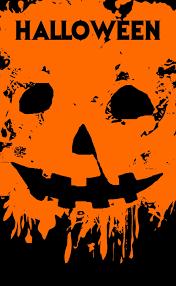 halloween movie poster by trickytreater on deviantart