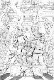 Map Of Oz The Steam Engines Of Oz Is Coming This Fcbd Carpet Bomb Comics