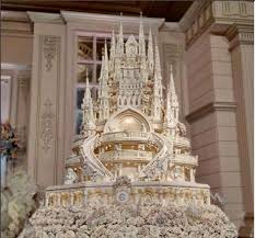 wedding cake chelsea make magnificent castle cake for fairytale