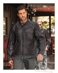 leather riding jackets for sale 97179 14vm harley davidson mens boulder midweight reflective