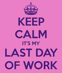 Last Day Of Work Meme - last day of work clipart 53