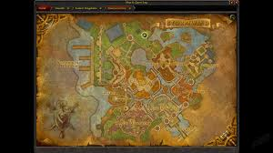 Dayzdb Map 7 3 5 Ptr Stormwind And Orgrimmar Allied Race Embassies And