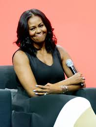 you have to hear michelle obama u0027s shout out to chance the rapper
