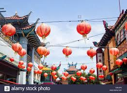 Chinatown Los Angeles Map by Los Angeles China Town Stock Photos U0026 Los Angeles China Town Stock