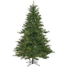 vickerman mixed country pine 6 5 green artificial tree