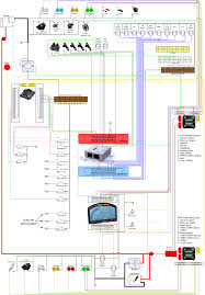 x post isis intelligent multiplex systems race car wiring