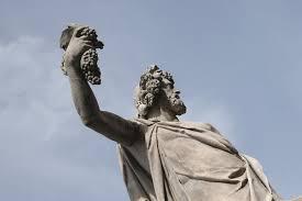 dionysus greek god statue history of wine